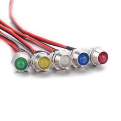 Témoins lumineux à LED premium
