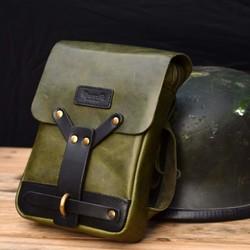Thigh Bag Green
