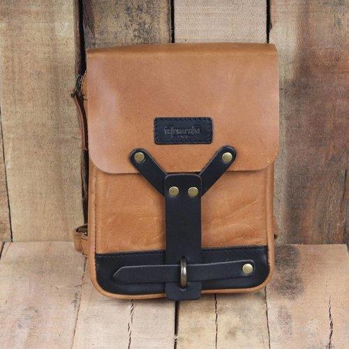 Trip Machine Sac de cuisse brun clair