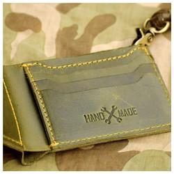 Brieftasche Armee Grun