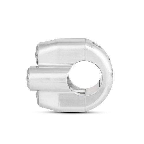 Rebelmoto REBEL SWITCH avec 3 boutons - Poli 22 mm
