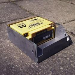 Universal Batteriekasten Stahl Typ 2