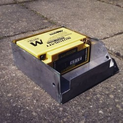 Universal Battery Box Steel Type 2