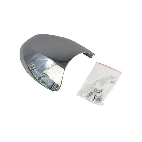 Motone Pare-brise en aluminium