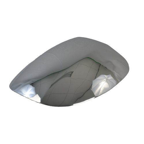 Motone Aluminium vliegscherm