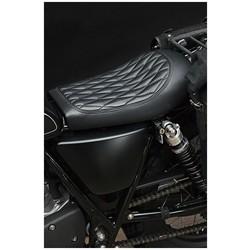 SR400/500 Solo-Seat 'Gibbon-Slap'-Design