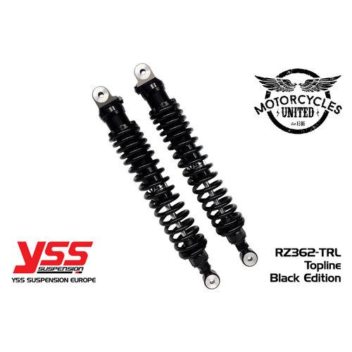 YSS RZ362-TRL alu/black twin Custom build