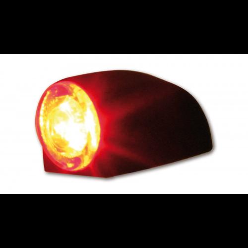 Highsider Feu arrière et feu de stop à LED PROTON THREE