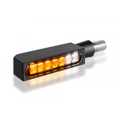 Clignotant et feu de position à LED série BLOKK-Line