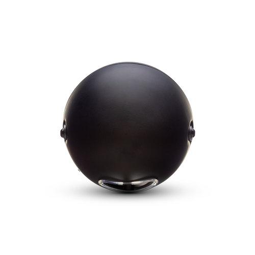 """7.7 """"Matte Black Multi Projektor LED Scheinwerfer + Armor Cover"""