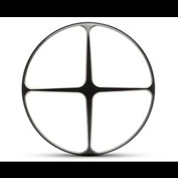 "Cross Design Grill 7 """
