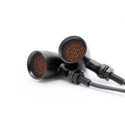 LED  Black & Smoke Knipperlichten - Raster