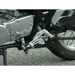 Yamaha SR500 78-16 Rear Set