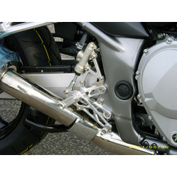 Suzuki GSF650/1250 07> Rear Set