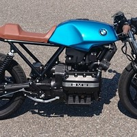 My Project:  BMW K75RT Cafe Racer by Sijard