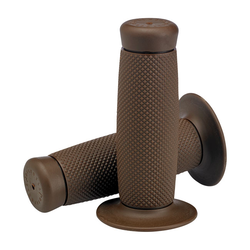 "7/8""/22MM Renegade Grips Brown TPV"