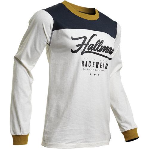 Thor Hallman GP Jersey S20 Vintage White
