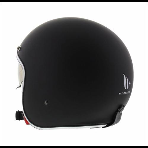 MT Helmets Helm Jet-Helm II Le Mans Schwarz