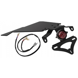 Eldorado Rücklicht in Schwarz - Tail Tidy - Loom - Kit