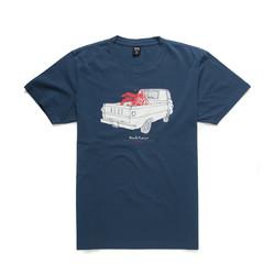 A100 T-Shirt Navy