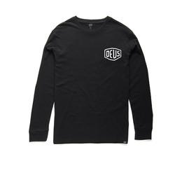 Venice longsleeve T-Shirt Black
