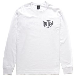 Venice longsleeve T-Shirt White