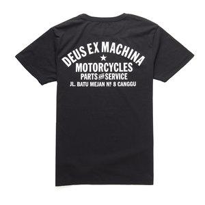 DEUS Canggu Address T-Shirt Black
