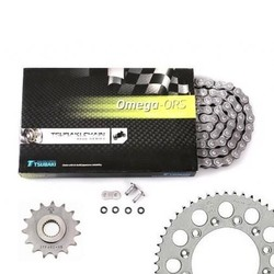 Chain / Sprocket Set 15/42/525 OMEGA ORS