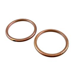 Kupfer-Abgasringdichtungen