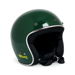 Jett helmet JD Green