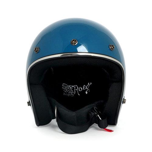 Roeg Jett Helm Blau