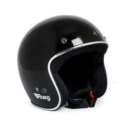 Jett helmet Gloss Black