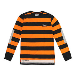 Jeff jersey orange/black