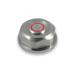 BMW Center Nut with Push Button 36mm / 38,5mm