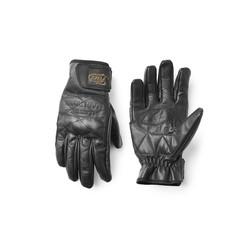 Diamond handschuh schwarz