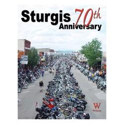 Sturgis 70-jarig jubileumboek