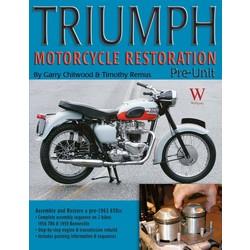 Triumph Motorrad Restaurierung: Pre-Unit Book