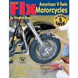 Hoe American V-Twin MC te repareren