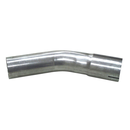 Simons 45MM stainless steel exhaust parts (Select Your Pieces)