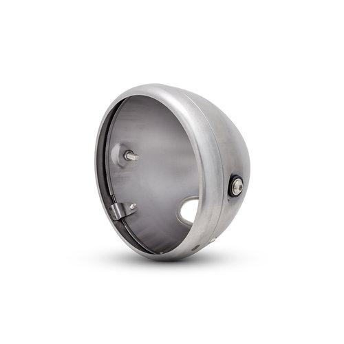 7 inch Onbewerkte metalen koplampbehuizing