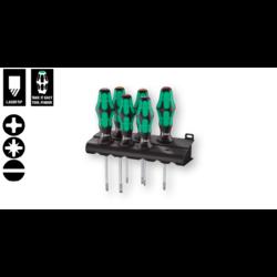 Kraftform 6-piece screwdriver set 335/350/355/6
