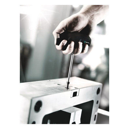 Wera T-Handle Allen screwdriver