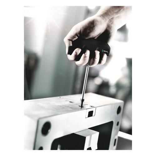 Wera T-Handle Allen screwdriver Inch