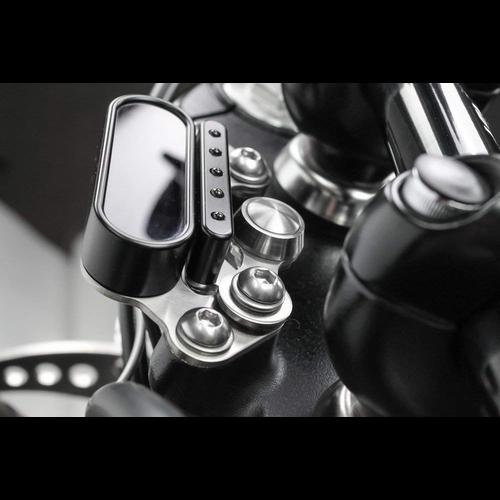 Tachohouder Motoscope Mini - Triumph Bonneville, Scrambler, Thruxton