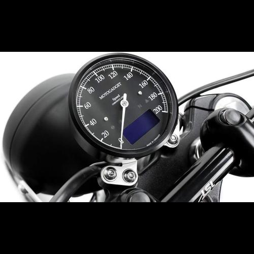 """Support de compteur de vitesse Motoscope """"Chronoclassic"""" - Triumph Bonneville, Scrambler, Thruxton"""