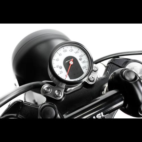 Snelheidsmeterhouder motoscope tiny  - Triumph Bonneville, Scrambler, Thruxton