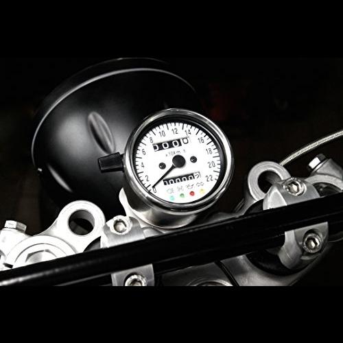 """Speedometer Holder """"Eco"""" - Triumph Bonneville, Scrambler, Thruxton"""