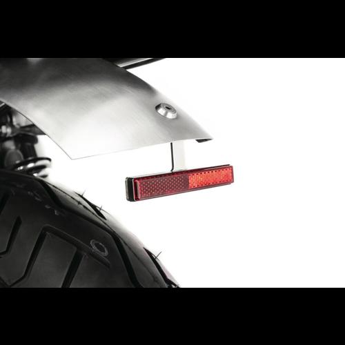 Motorfiets reflector houder spatbord incl. Reflector