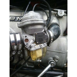 Kit de bol de flotteur transparent pour carburateur BMW