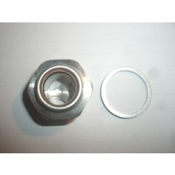 M18 x 1,50 Olie aftapplug R2V kijkglas
